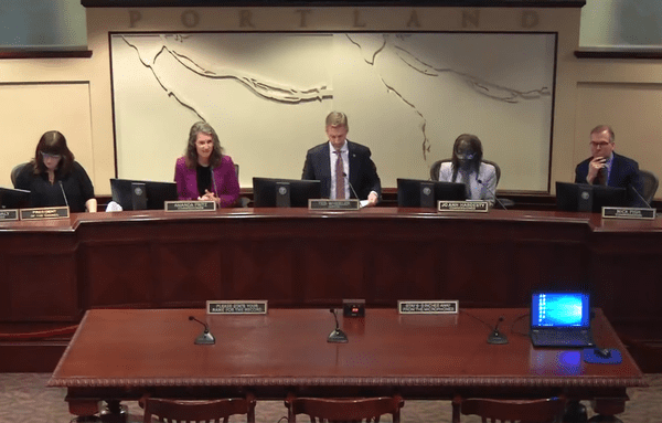 Portland City Council Meeting