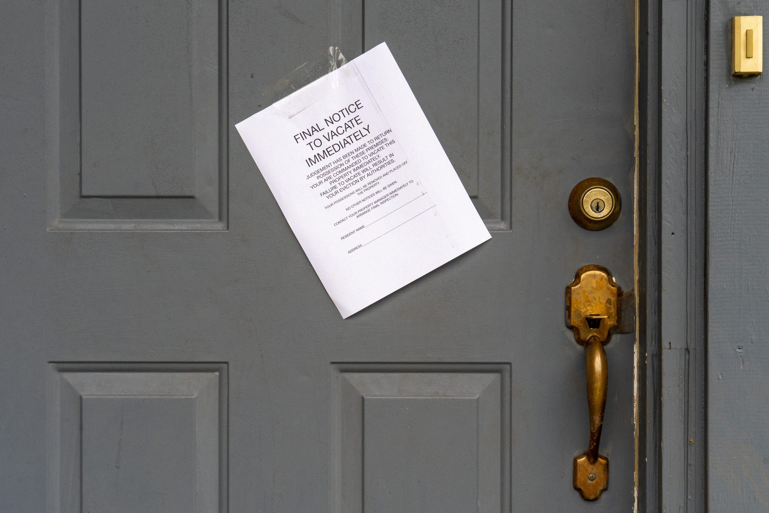 Oregon Bill: Oregon House Passes Bill on Evictions